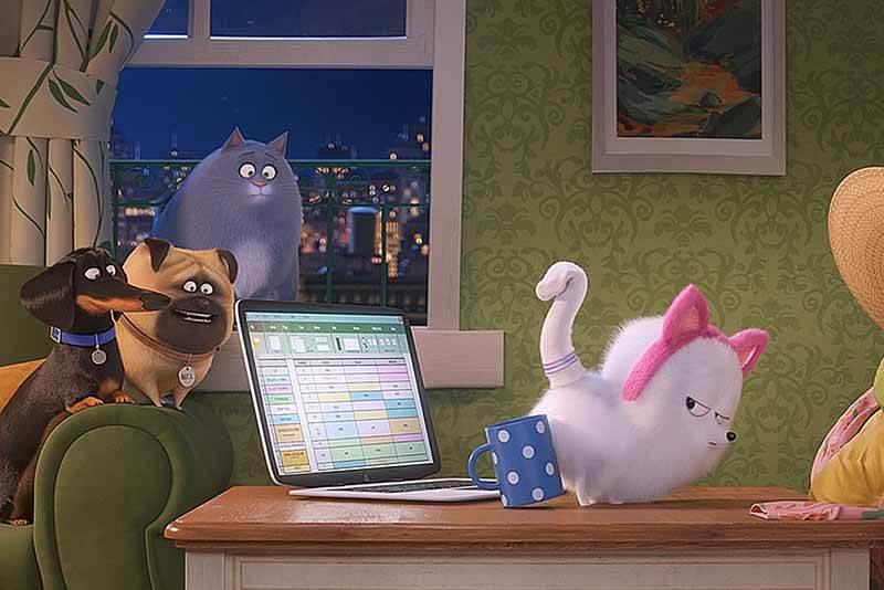 Будет ли выход мультфильма Тайная жизнь домашних животных 3