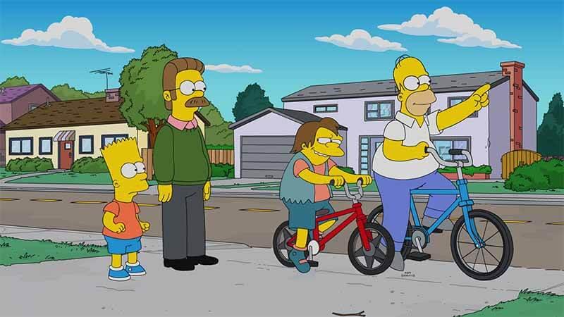 Когда точно выйдет мультсериал Симпсоны 32 сезон