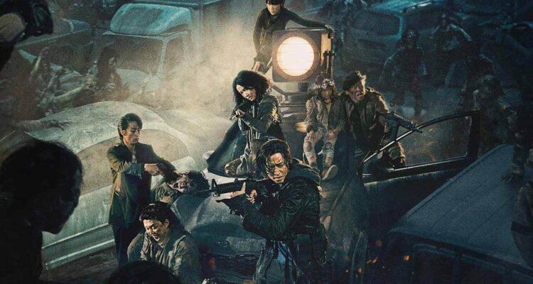 Фильм Поезд в Пусан 2: Полуостров о дате его выхода