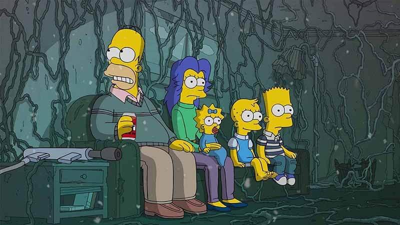 Дата выхода всех серий в России Симпсоны 32 сезон
