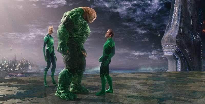 Будет ли выход фильма Зелёный Фонарь 2