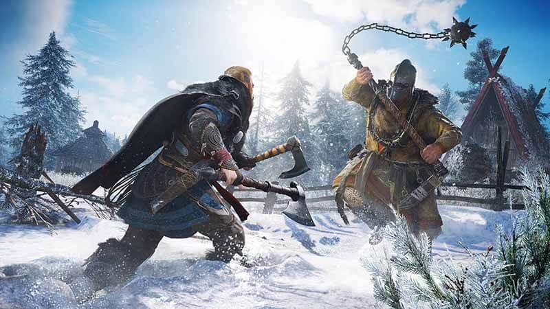 Дата выхода игры в России Assassin's Creed Valhalla