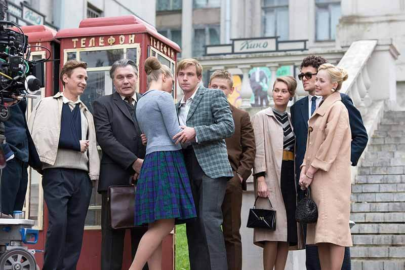 Дата выхода серий на Первом канале Фарца 2 сезон