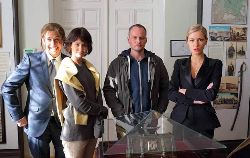 Дата выхода серий на СТС Квест 3 сезон