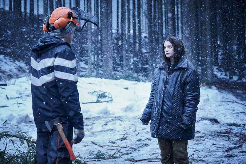 Дата выхода серий в России Ханна 3 сезон