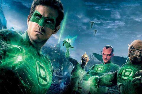 Фильм Зелёный Фонарь 2 о дате его выхода