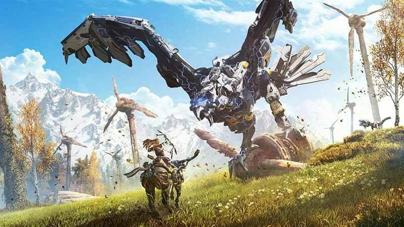 Дата выхода игры в России Horizon: Forbidden West