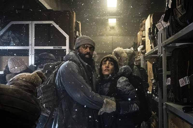 Дата выхода всех серий в России Сквозь снег 2 сезон