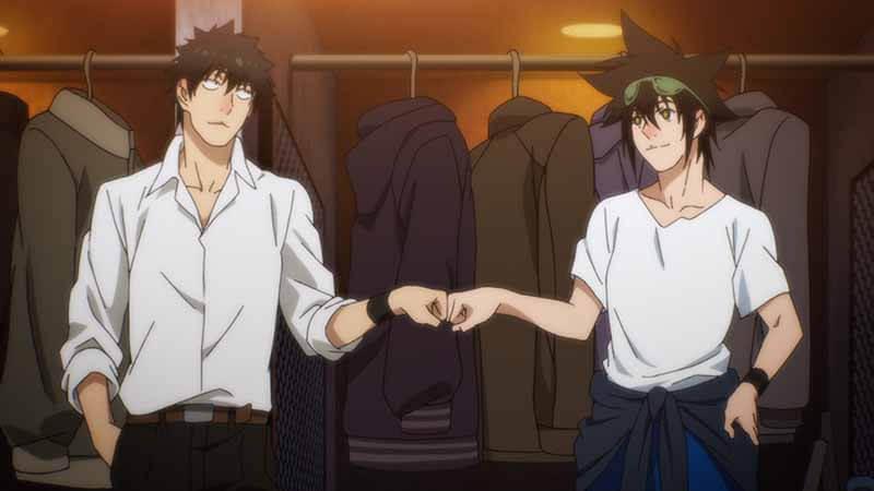 Когда точно выйдет аниме Бог старшей школы 2 сезон