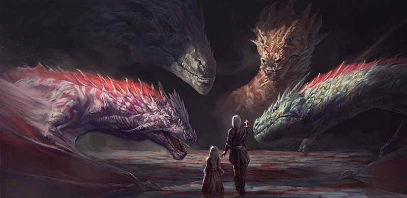 Дата выхода серий в России Дом дракона 1 сезон
