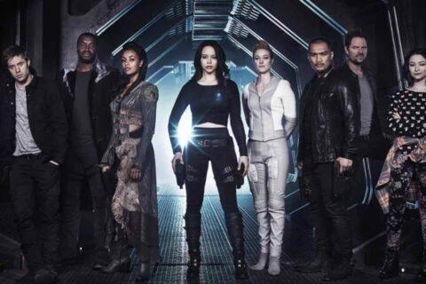 Сериал Темная материя 4 сезон о дате его выхода