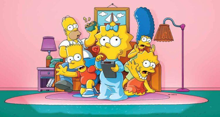 Мультсериал Симпсоны 33 сезон дата его выхода в 2021