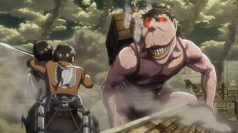 Будет ли показ 5 сезона Атака титанов