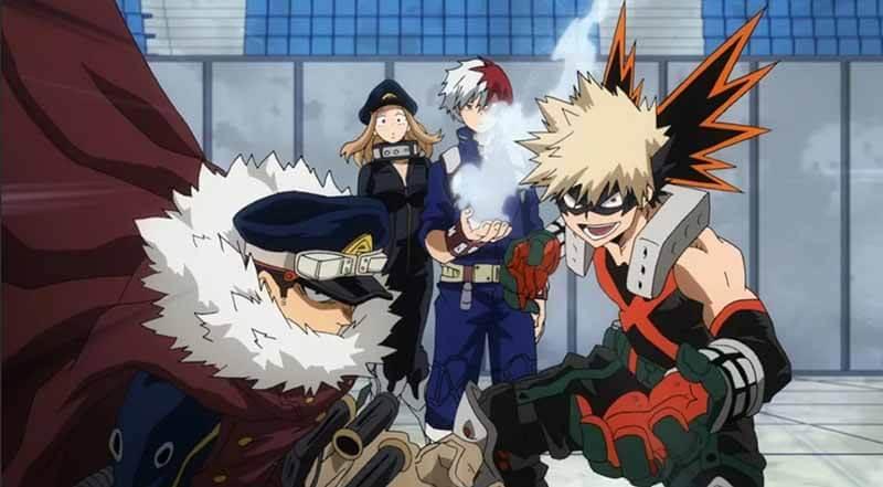Когда выйдет 6 сезон аниме Моя геройская академия