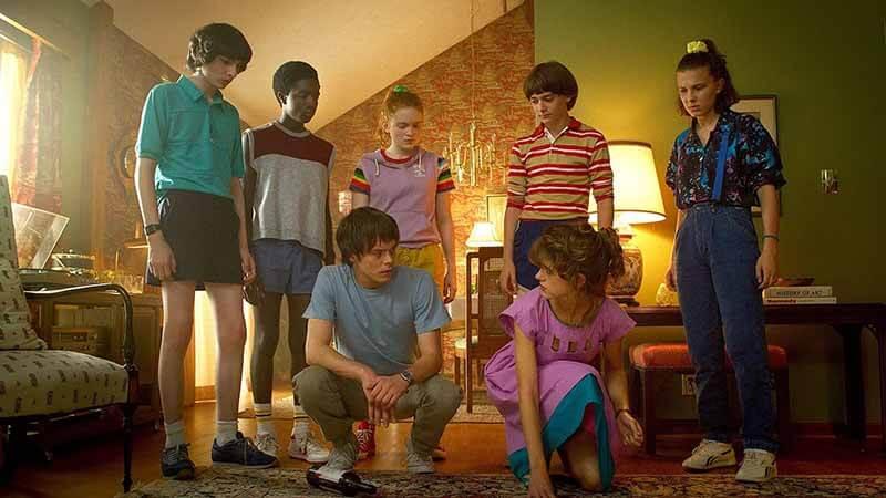 Будет ли показ 4 сезона Очень странные дела