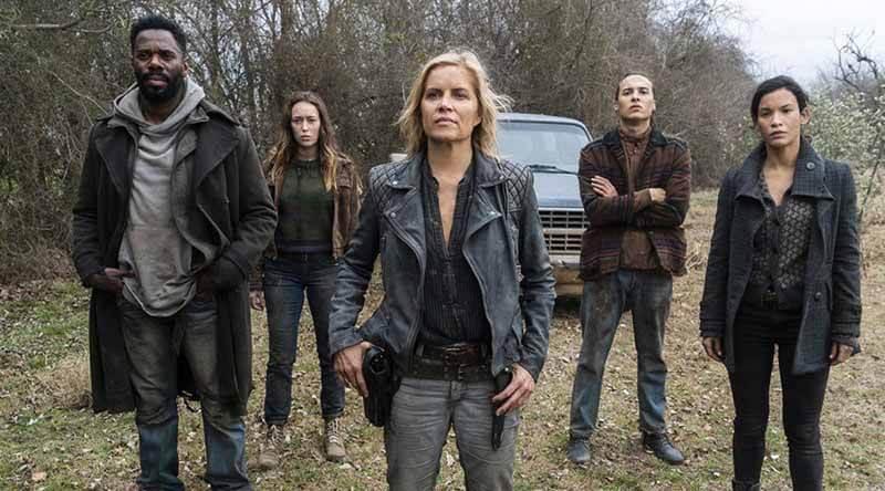 Будет ли показ 7 сезона Бойтесь ходячих мертвецов