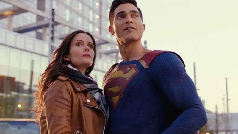 Дата выхода всех серий в России 2 сезона Супермен и Лоис 2022