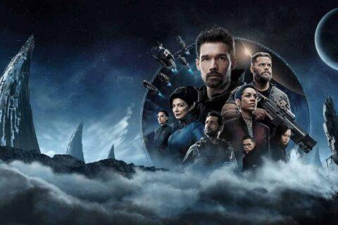 Сериал Пространство 6 сезон когда дата выхода в 2021