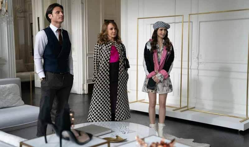Будет ли показ 2 сезона Эмили в Париже