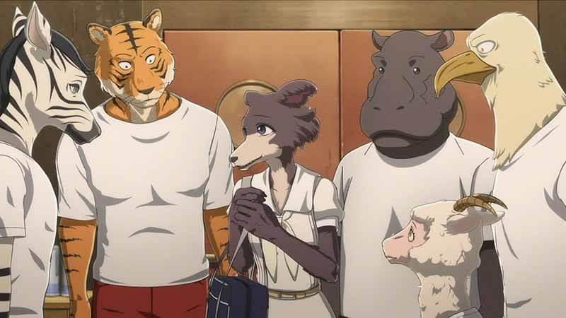 Будет ли показ 3 сезона Выдающиеся звери