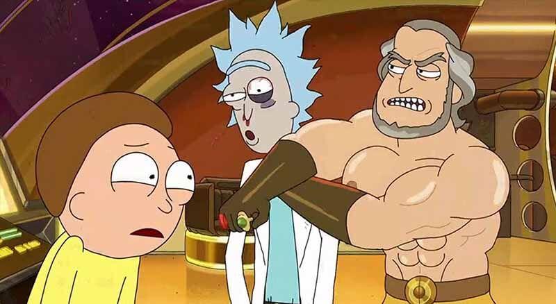 Будет ли показ 6 сезона Рик и Морти