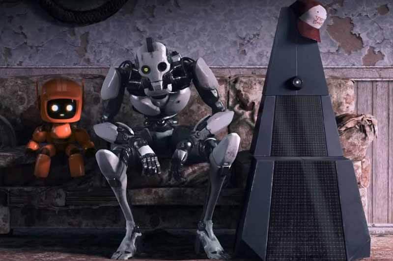 Дата выхода всех серий в России 3 сезона Любовь, смерть, роботы 2022