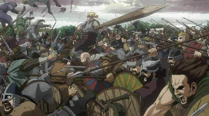 Когда выйдет 2 сезон аниме Сага о Винланде