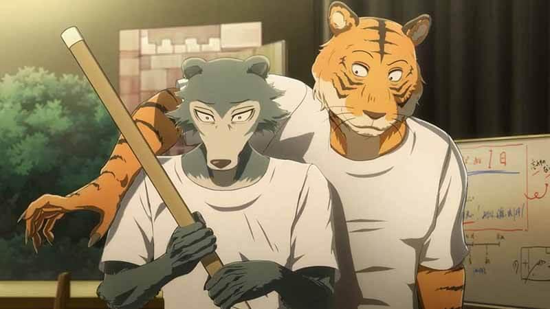 Когда выйдет 3 сезон аниме Выдающиеся звери