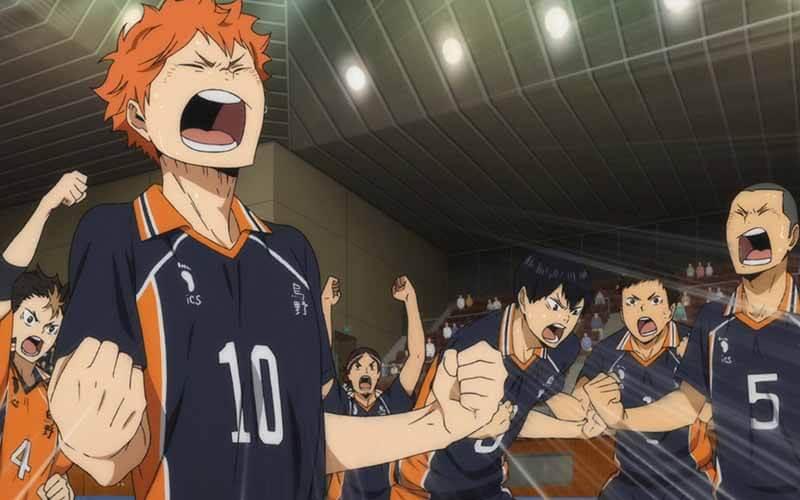 Когда выйдет 5 сезон аниме Волейбол