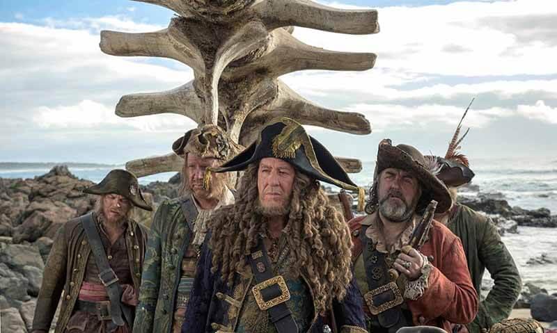Будет ли показ 6 часть Пираты карибского моря
