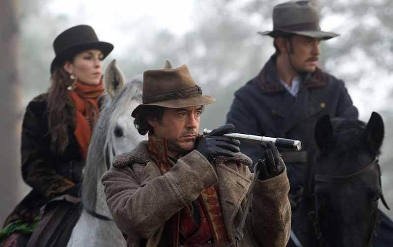 Дата выхода фильма в России 3 части Шерлок Холмс