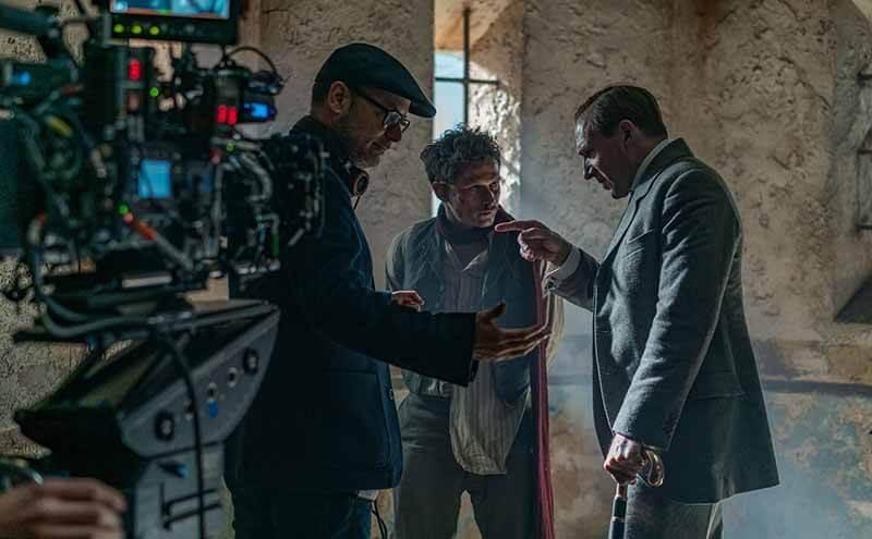 Дата выхода фильма в России King's man 3: Начало
