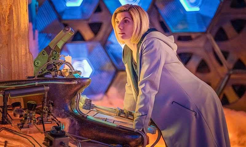 Дата выхода серий 13 сезона в России Доктор Кто