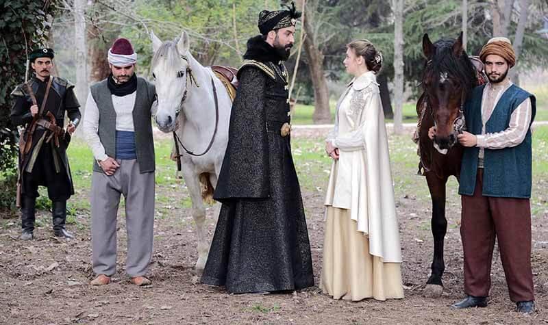 Дата выхода серий 2 сезона в России Султан моего сердца
