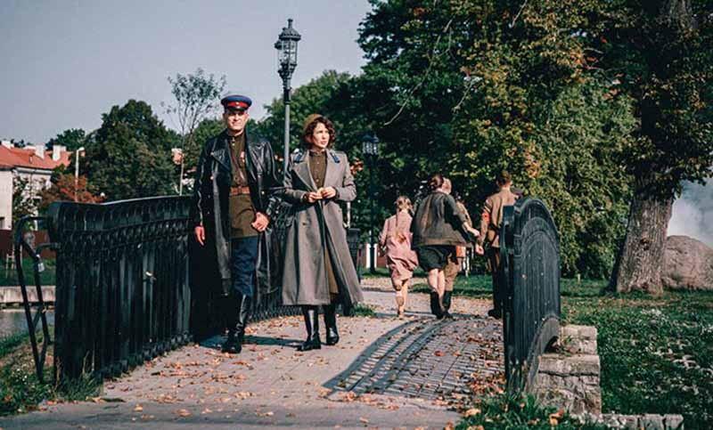 Дата выхода серий 5 сезона в России По законам военного времени