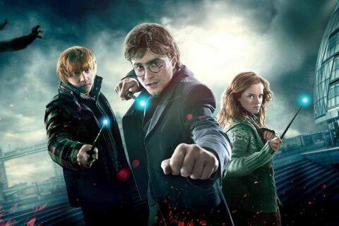Фильм Гарри Поттер и Проклятое дитя, когда дата выхода в 2022