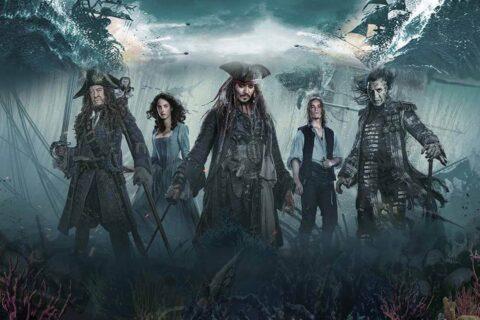 Фильм Пираты карибского моря 6, когда дата выхода в 2022