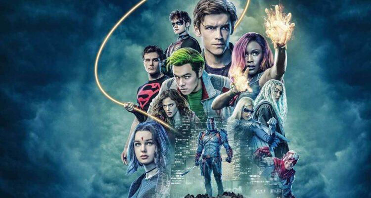 Сериал Титаны 3 сезон, когда дата выхода в 2021