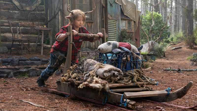 Дата выхода серий 2 сезона в России Мальчик с оленьими рогами