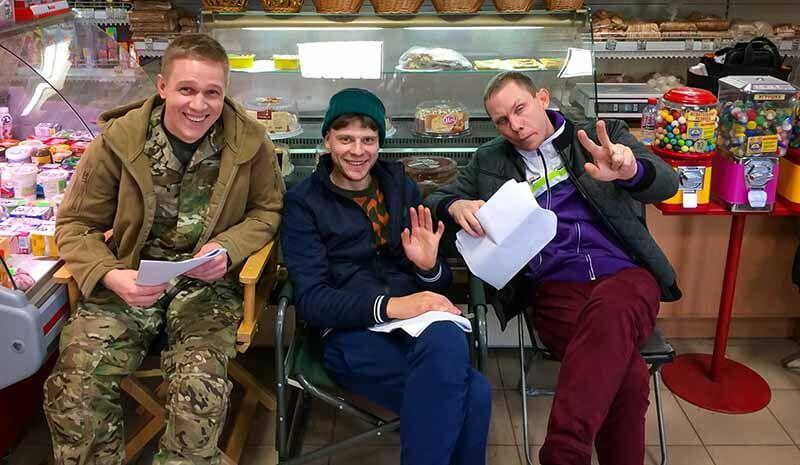 Дата выхода серий 2 сезона в России Патриот
