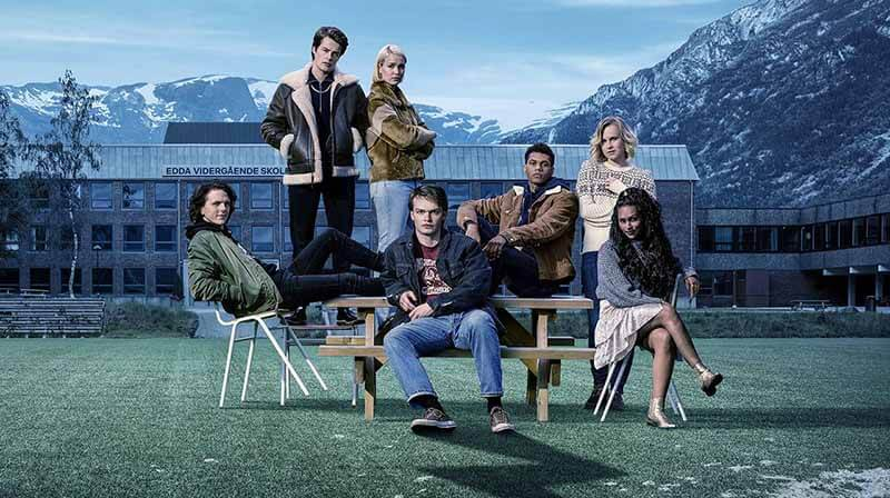 Дата выхода серий 3 сезона в России Рагнарек