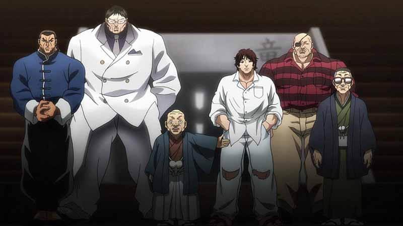 Когда выйдет 5 сезон аниме Боец Баки