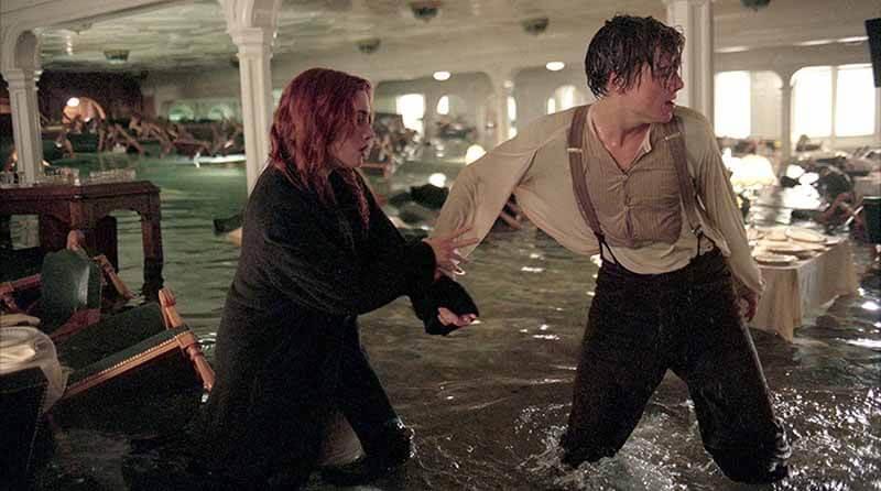 Будет ли показ 2 части фильма Титаник
