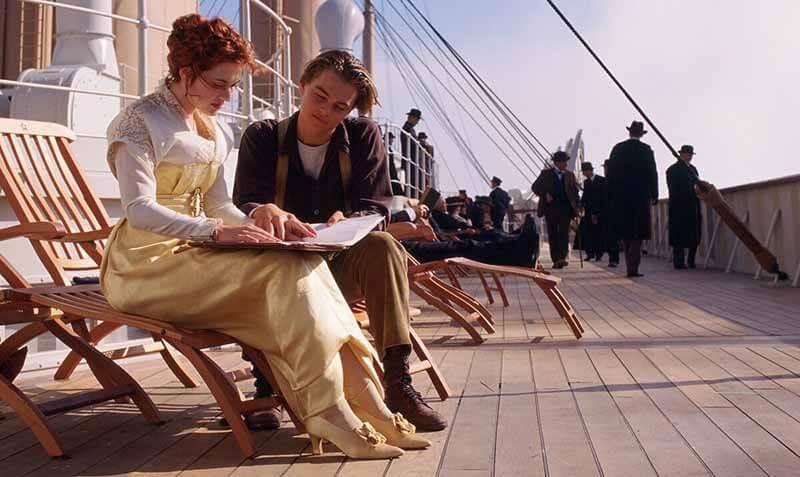 Дата выхода 2 части в России Титаник