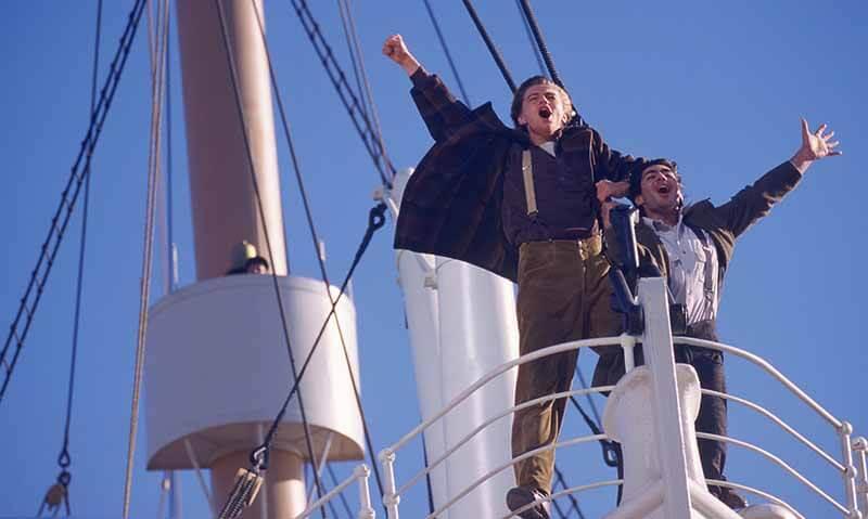 Когда выйдет 2 часть фильма Титаник