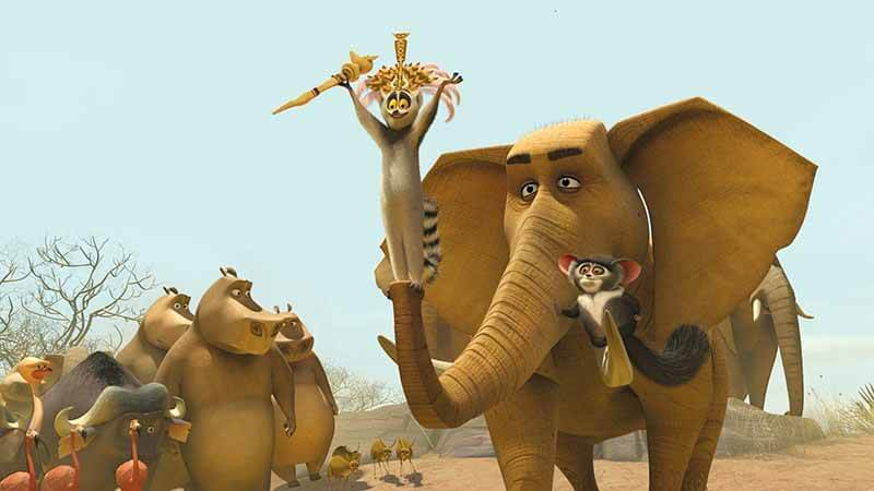 Когда выйдет 4 часть мультфильма Мадагаскар