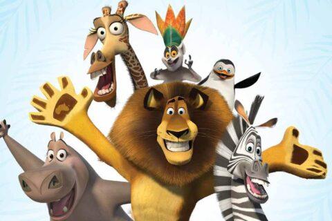 Мультфильм Мадагаскар 4, когда дата выхода в 2022