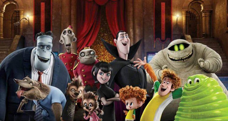 Мультфильм Монстры на каникулах 4, когда дата выхода в 2021
