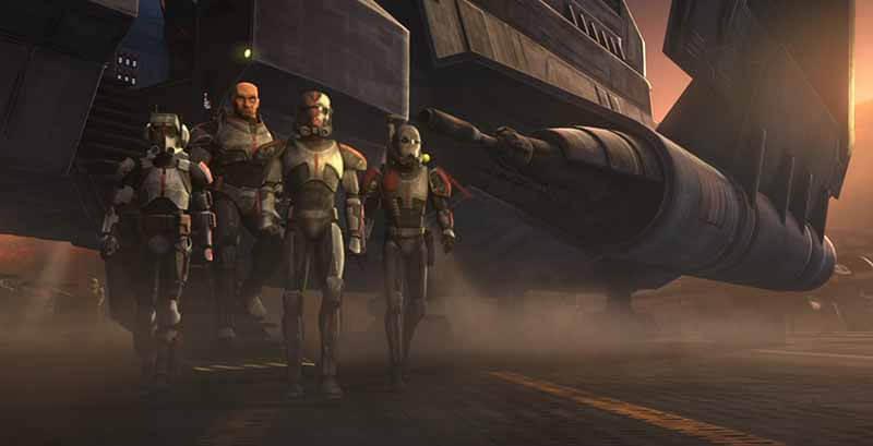 Будет ли показ 2 сезона мультсериала Звёздные войны: Бракованная партия