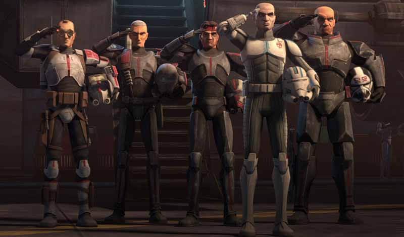 Когда выйдет 2 сезон мультсериала Звёздные войны: Бракованная партия